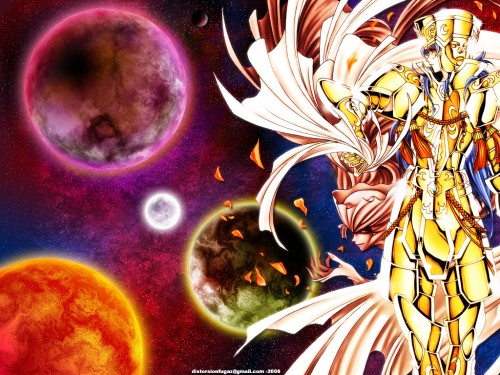Masami Kurumada, Future Studio, Toei Animation, Saint Seiya, Sacred Saga Wallpaper