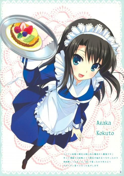 Yuki Ameto, Kara no Kyokai, Azaka Kokutou, Comic Market 76