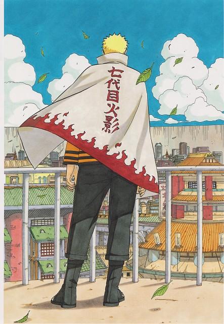 Masashi Kishimoto, Naruto, Naruto Uzumaki