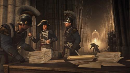 Ubisoft, Assassin's Creed Unity, Arno Dorian, Game CG