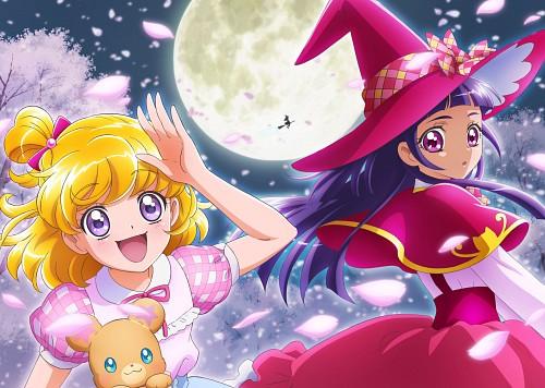 Toei Animation, Mahou Tsukai Precure!, Mofurun, Mirai Asahina, Riko Izayoi
