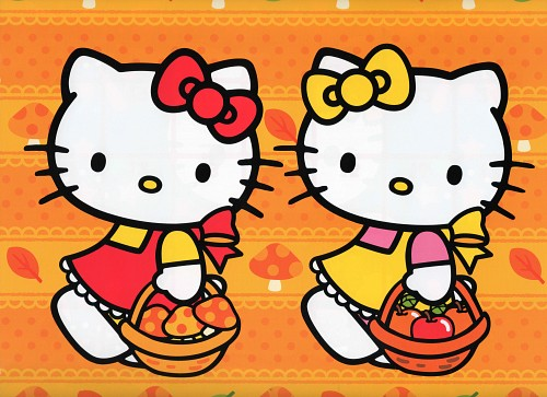 Sanrio, Hello Kitty (Series), Kitty White, Mimmy White