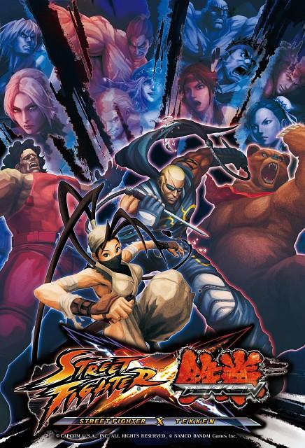Capcom, Namco, Street Fighter x Tekken, Tekken, Street Fighter