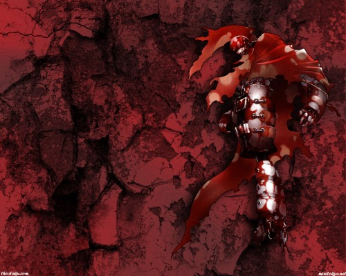 Deadman Wonderland, Shiro Wallpaper
