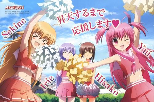 Na-Ga, Key (Studio), Angel Beats!, Yui (Angel Beats!), Miyuki Irie