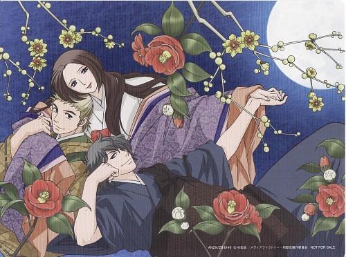 Kei Sugita, TYO Animations, Chouyaku Hyakuninisshu: Uta Koi, Funya no Yasuhide, Ariwara no Narihira