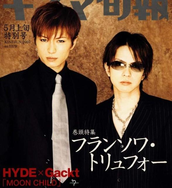 Gackt Camui, Hyde (J-Pop Idol)