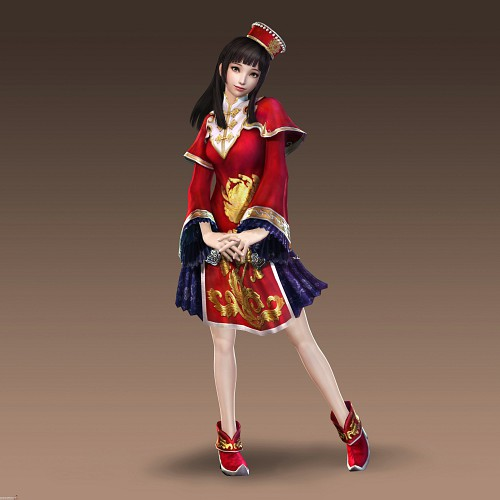 Koei, Dynasty Warriors, Da Qiao