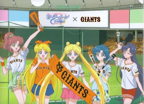 Toei Animation, Bishoujo Senshi Sailor Moon, Usagi Tsukino, Minako Aino, Makoto Kino
