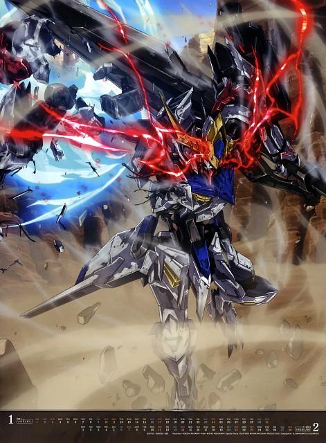 Hiroshi Arisawa, Sunrise (Studio), Mobile Suit Gundam: Iron-Blooded Orphans, Calendar