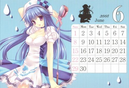 WNB Mark, Calendar