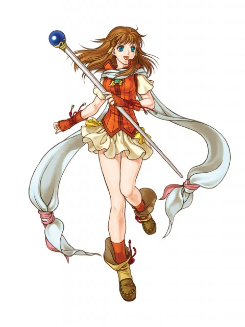Senri Kita, Nintendo, Fire Emblem, Mist (Fire Emblem)