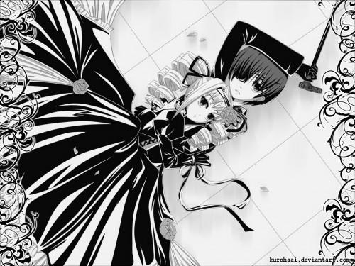 Yana Toboso, A-1 Pictures, Kuroshitsuji, Elizabeth Middleford, Ciel Phantomhive Wallpaper