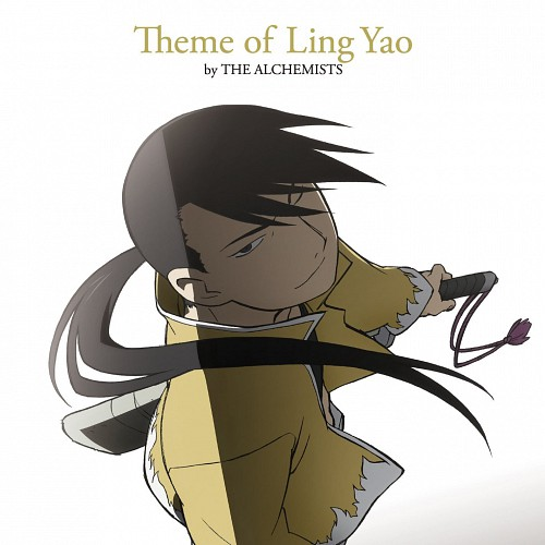 Hiromu Arakawa, BONES, Fullmetal Alchemist, Ling Yao, Album Cover