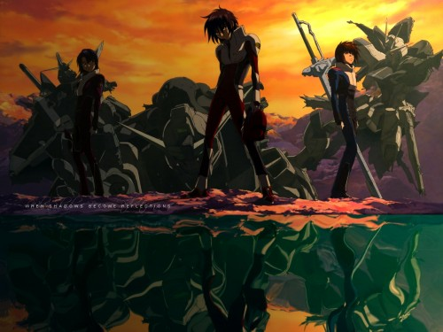 Sunrise (Studio), Mobile Suit Gundam SEED Destiny, Kira Yamato, Shinn Asuka, Athrun Zala Wallpaper