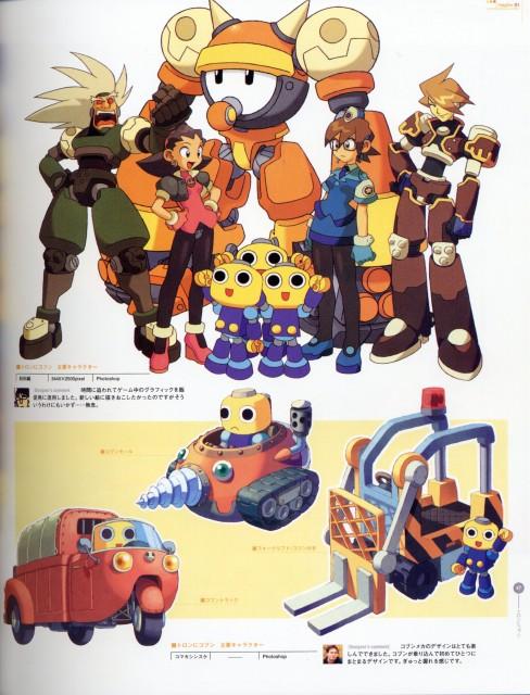 Capcom, MegaMan, Tron Bonne