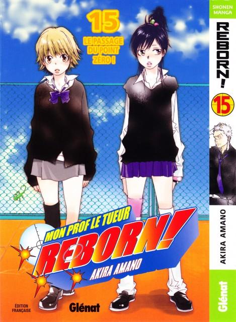 Akira Amano, Artland, Katekyo Hitman Reborn!, Kyoko Sasagawa, Haru Miura