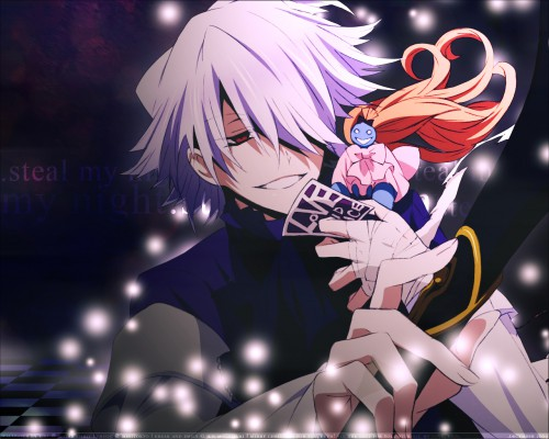 Jun Mochizuki, Xebec, Pandora Hearts, Emily (Pandora Hearts), Xerxes Break Wallpaper