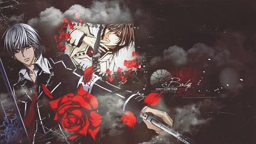 Matsuri Hino, Studio DEEN, Vampire Knight, Kaname Kuran, Zero Kiryuu Wallpaper