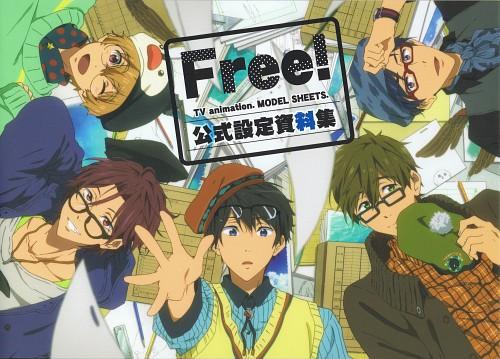 Chinatsu Morimoto, Kyoto Animation, Free!, Haruka Nanase (Free!), Rei Ryuugazaki
