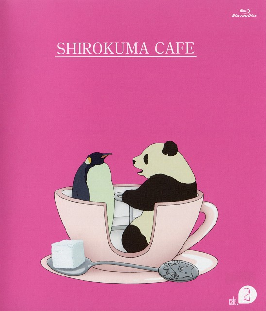Aloha Higa, Studio Pierrot, Shirokuma Cafe, Panda (Shirokuma Cafe), Penguin (Shirokuma Cafe)