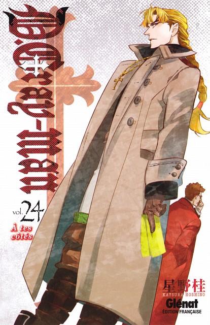 Katsura Hoshino, D Gray-Man, Howard Link, Manga Cover