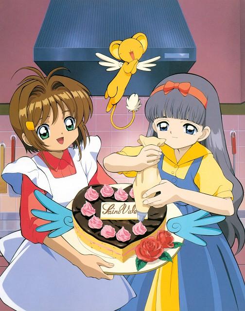 CLAMP, Madhouse, Cardcaptor Sakura, Cheerio!, Sakura Kinomoto