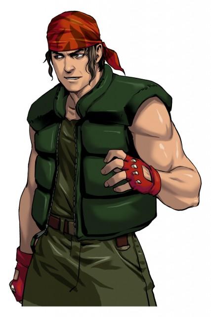 SNK, King of Fighters, Ralph Jones