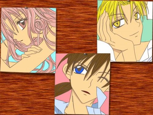 Arina Tanemura, Full Moon wo Sagashite, Izumi Rio, Meroko Yui, Takuto Kira Wallpaper