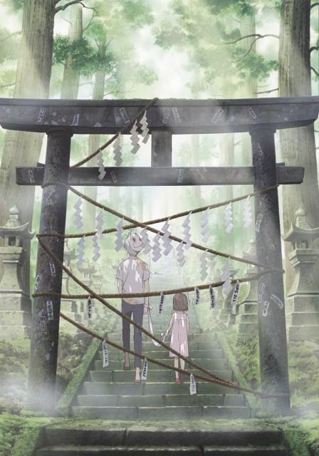 Yuki Midorikawa, Brains Base, Hotarubi no Mori e, Hotaru Takegawa, Gin (Hotarubi no Mori e)