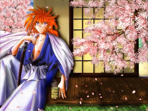 Nobuhiro Watsuki, Rurouni Kenshin, Kenshin Himura Wallpaper