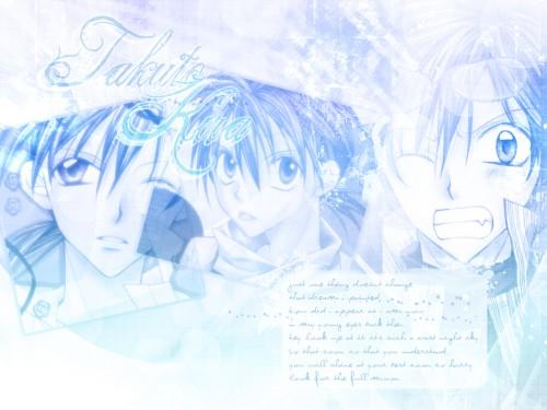 Arina Tanemura, Full Moon wo Sagashite, Takuto Kira Wallpaper
