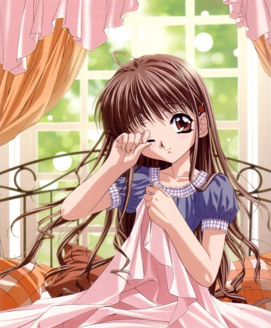 Naoto Tenhiro, Sister Princess, The Art of Sister Princess, Karen (Sister Princess)