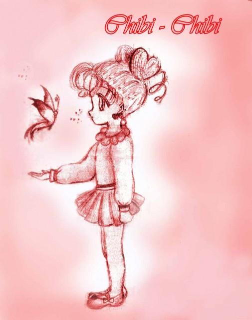 Naoko Takeuchi, Bishoujo Senshi Sailor Moon, Chibi Chibi, Member Art