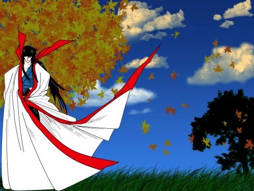 Rurouni Kenshin, Seijuurou Hiko Wallpaper