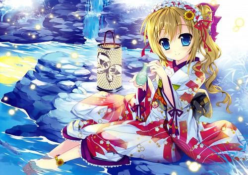 Takuya Fujima, Takuya Fujima Illustrations ViVidgirls