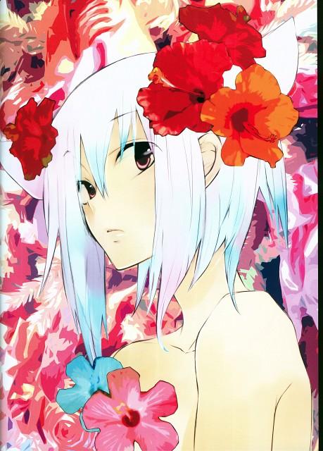 Yun Kouga, J.C. Staff, Loveless, Summer Moon (Artbook), Ritsuka Aoyagi