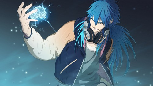 Honyarara, Nitro+, DRAMAtical Murder, Aoba Seragaki, Game CG