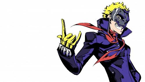 Shigenori Soejima, Atlus, Shin Megami Tensei: Persona 5, Ryuji Sakamoto