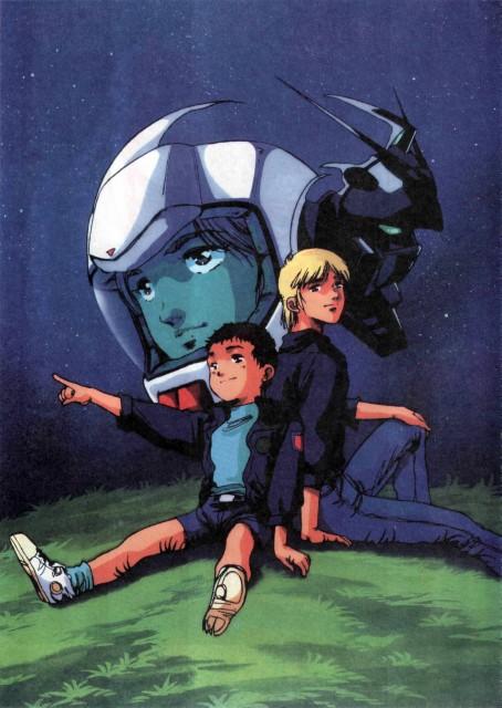 Sunrise (Studio), Mobile Suit Gundam - Universal Century, Mobile Suit Gundam 0080, Christina Mackenzie, Bernard Wiseman