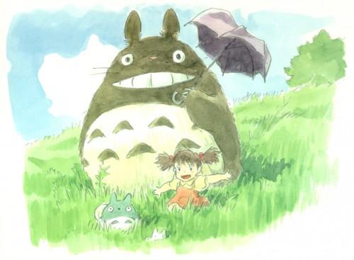 Studio Ghibli, My Neighbor Totoro, Totoro