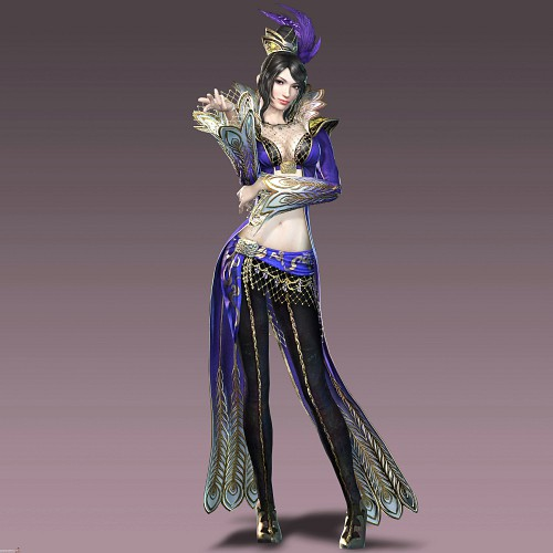 Koei, Dynasty Warriors, Zhen Ji