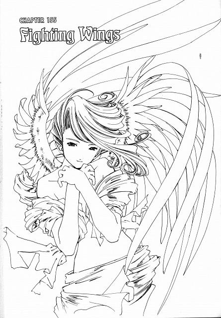 Kousuke Fujishima, Anime International Company, Ah! Megami-sama, Holy Bell