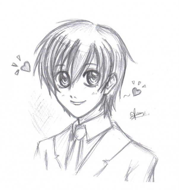 Hatori Bisco, Ouran High School Host Club, Haruhi Fujioka, Member Art
