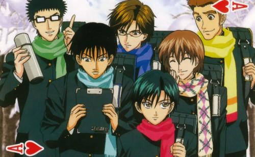 Takeshi Konomi, J.C. Staff, Prince of Tennis, Kunimitsu Tezuka, Sadaharu Inui
