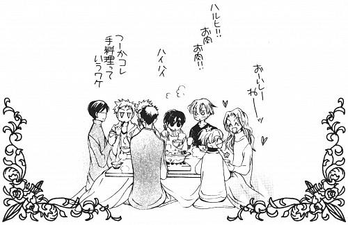 Hatori Bisco, BONES, Ouran High School Host Club, Ryouji Fujioka, Kyoya Ootori