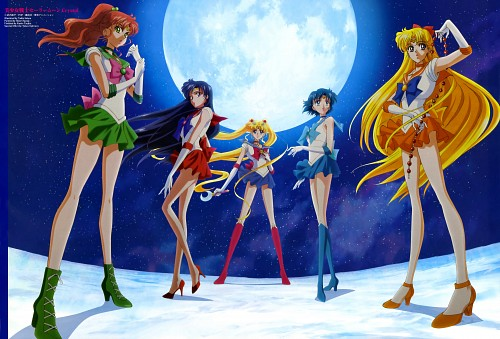 Yukie Sakou, Toei Animation, Bishoujo Senshi Sailor Moon, Sailor Jupiter, Sailor Mercury