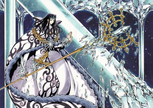 CLAMP, Bee Train, Tsubasa Reservoir Chronicle, Album de Reproductions, Ashura-ō