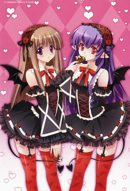 Carnelian, Fairy Factory, Touka (Fairy Factory), Seika (Fairy Factory)