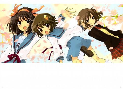 Noizi Ito, Kyoto Animation, The Melancholy of Suzumiya Haruhi, Sasaki (Suzumiya Haruhi), Haruhi Suzumiya